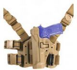 BlackHawk CQC Tactical SERPA Holster - USMC medallion