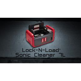 Hornady Lock N Load Sonic Cleaner 7L From Reloading Video