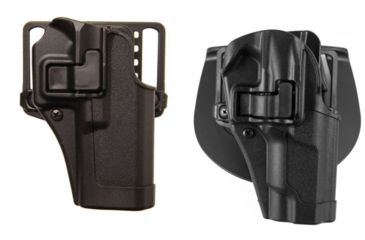 Blackhawk Serpa CQC Concealment Holster with Matte Finish
