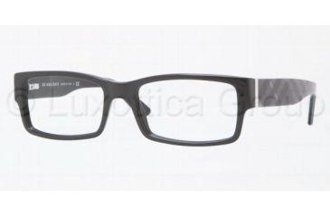 d4d57d8dc0b5 Burberry BE2091 Eyeglass Frames 3001-5217 - Shiny Black
