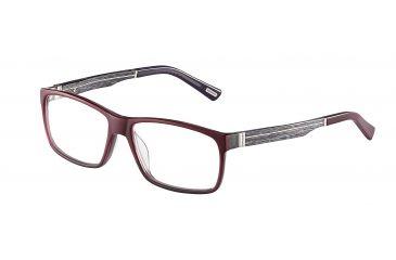 2de95aded01d Davidoff 92017 Eyeglasses, Red Frame-92017-6705