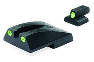 Meprolight Night Sights For S Amp W Pistols Revolvers And