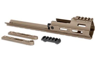 Midwest Industries SCAR SOCOM Handguard M-Lok Compatible