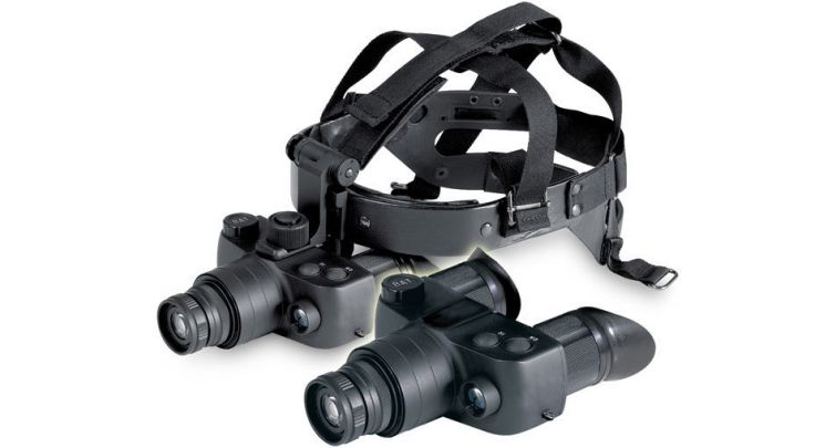 Night Owl Optics 2+ Generation Tactical Night Vision Goggle Bioculars NOTG2